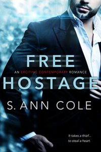 Cover Art for Free Hostage by S. Ann Cole