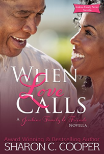 Cover Art for When Love Calls (Jenkins Family & Friends Novella) by Sharon C. Cooper