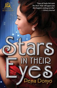 Cover Art for Stars in Their Eyes by Pema Donyo