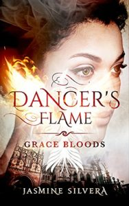 Cover Art for Dancer's Flame by Jasmine Silvera