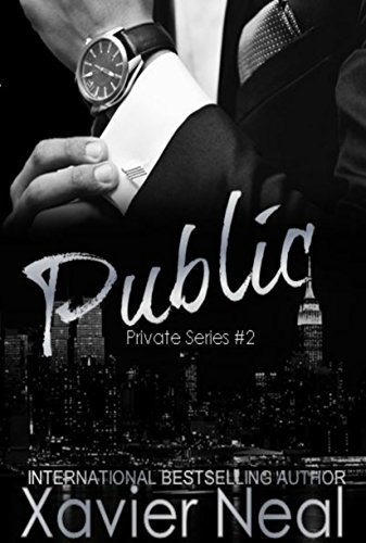 Cover Art for Public (Private Book 2) by Xavier  Neal