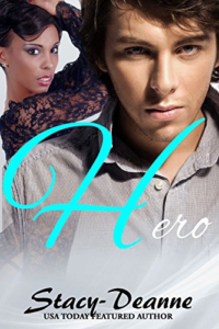 Cover Art for Hero by Stacy-Deanne