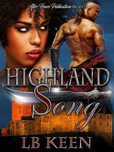 Cover Art for Highland Song by L.B. Keen