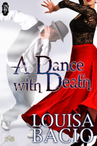Cover Art for A Dance with Death by Louisa Bacio