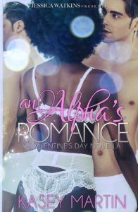 Cover Art for An Alpha's Romance A Valentine's Day Novella by Kasey Martin
