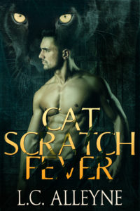 Cover Art for Cat Scratch Fever by L.C. Alleyne