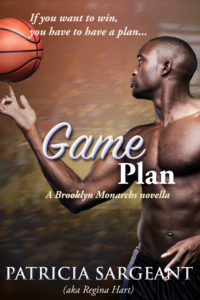 Cover Art for Game Plan: A Brooklyn Monarchs novella by Patricia Sargeant