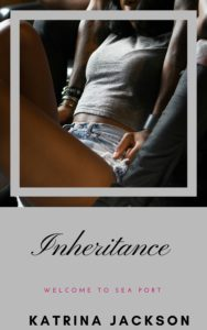 Cover Art for Inheritance by Katrina Jackson