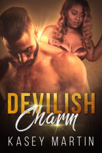 Cover Art for Devilish Charm by Kasey Martin