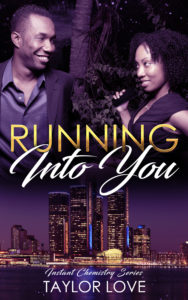 Cover Art for Running Into You by Taylor Love