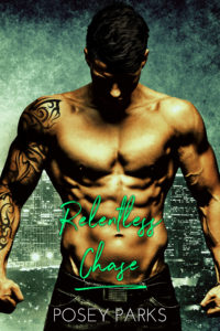 Cover Art for Relentless Chase by Posey Parks