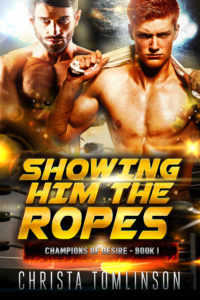 Cover Art for Showing Him the Ropes by Christa Tomlinson