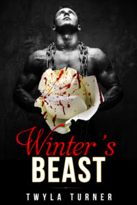 Cover Art for Winter's Beast by Twyla Turner