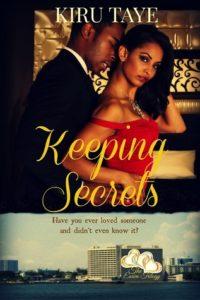 Cover Art for Keeping Secrets by Kiru Taye
