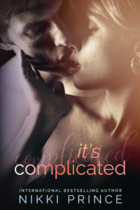 Cover Art for It's Complicated by Nikki Prince
