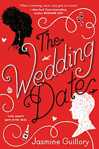 Cover Art for The Wedding Date by Jasmine Guillory