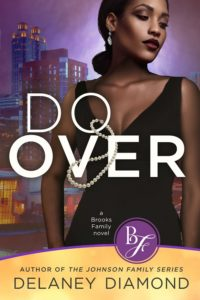 Cover Art for Do Over by Delaney Diamond