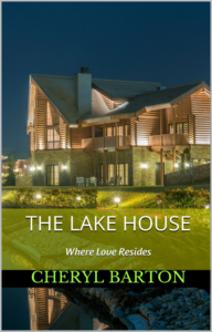 Cover Art for The Lake House by Cheryl Barton