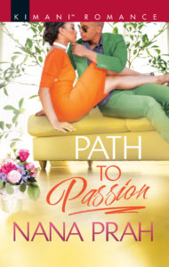 Cover Art for Path to Passion (The Astacios) by Nana Prah