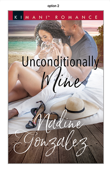 Cover Art for Unconditionally Mine by Nadine Gonzalez