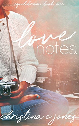 Cover Art for LOVE NOTES by Christina C. Jones