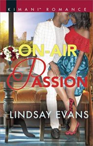 Cover Art for ON-AIR PASSION by Lindsay Evans
