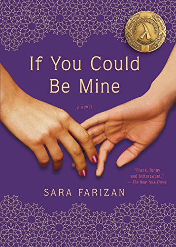 Cover Art for If You Could Be Mine by Sara Farizan