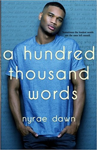 Cover Art for One Hundred Thousand Words by Nyrae Dawn