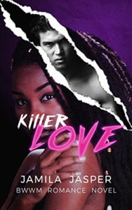 Cover Art for KILLER LOVE by Jamila Jasper