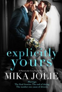 Cover Art for EXPLICITLY YOURS by Mika Jolie