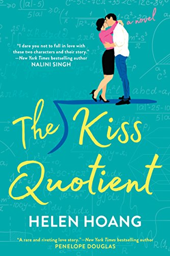 Cover Art for The Kiss Quotient by Helen Hoang