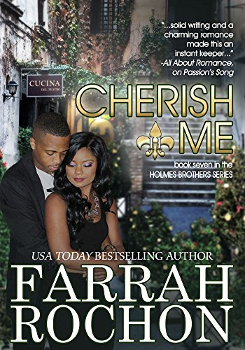 Cover Art for Cherish Me by Farrah Rochon