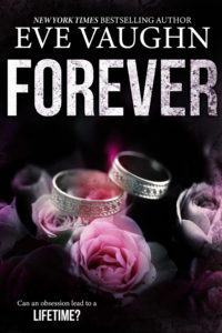 Cover Art for Forever by Eve Vaughn