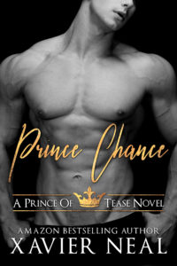 Cover Art for Prince Chance by Xavier Neal