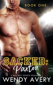 Cover Art for SACKED by Wendy Avery