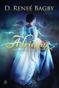 Cover Art for Adrienne by D. Renee Bagby