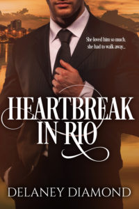 Cover Art for Heartbreak in Rio by Delaney Diamond