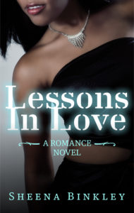 Cover Art for Lessons In Love by Sheena Binkley