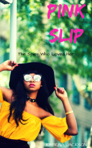 Cover Art for Pink Slip by Katrina Jackson