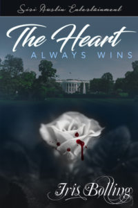 Cover Art for The Heart Always Wins by Iris Bolling