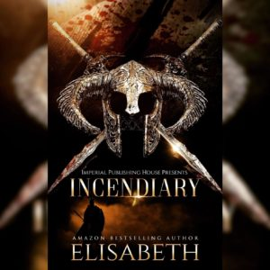 Cover Art for Incendiary by Elisabeth