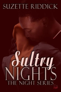 Cover Art for Sultry Nights by Suzette Riddick