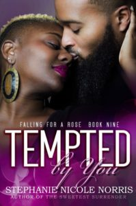 Cover Art for Tempted By You by Stephanie Nicole Norris