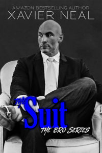 Cover Art for The Suit by Xavier Neal