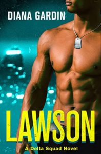 Cover Art for Lawson by Diana Gardin