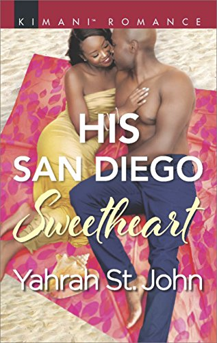 Cover Art for His San Diego Sweetheart (Millionaire Moguls) by Yahrah St. John