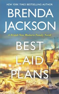 Cover Art for Best Laid Plans (Madaris Family Saga) by Brenda Jackson
