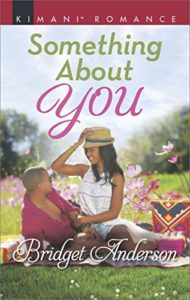 Cover Art for Something About You (Coleman House) by Bridget Anderson