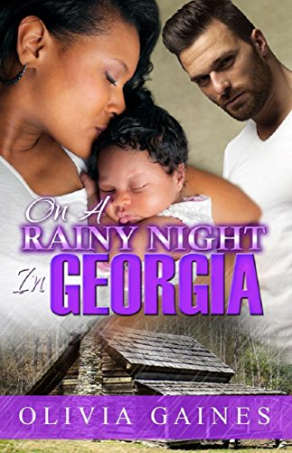 Cover Art for On A Rainy Night in Georgia (Modern Mail Order Bride Book 5) by Olivia Gaines