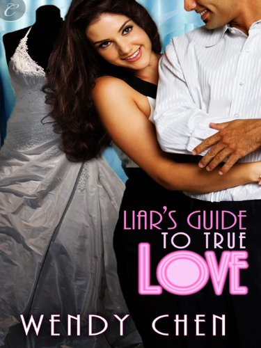 Cover Art for Liar's Guide to True Love by Wendy Chen